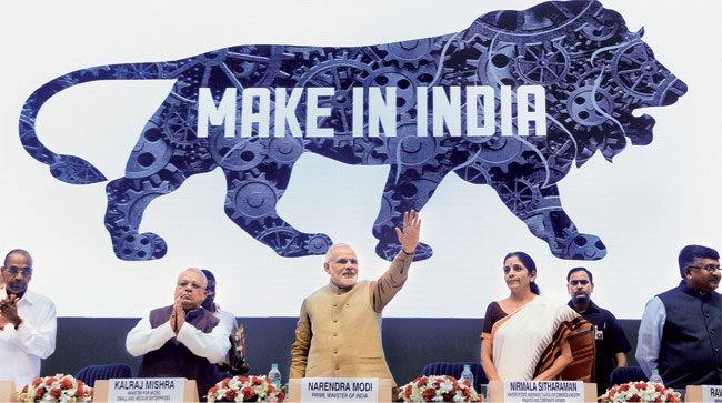 Make In India Narendra Modi Kejriwal Attacks Him Alok Mishra Blog