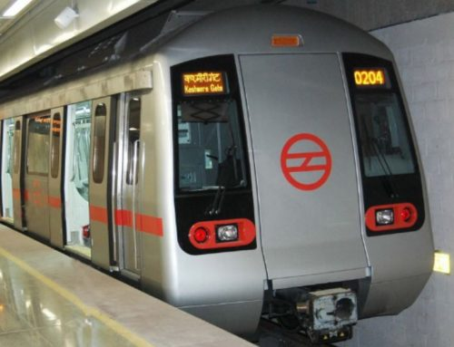 What Happens Inside Delhi Metro
