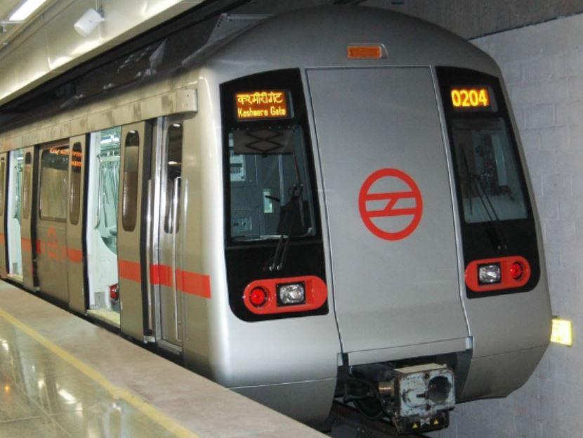 what happens inside delhi metro