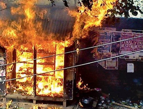 Malda Kaliachak Riots and Media Silent
