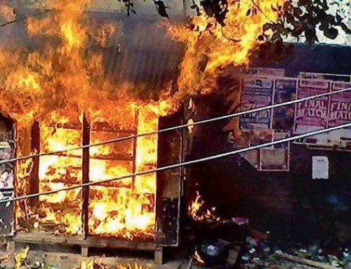 Malda Kaliachak Riots and Media Silent