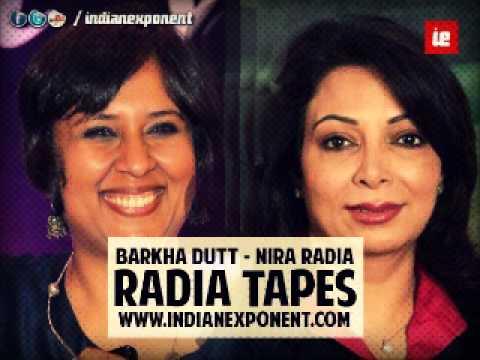 Barkha Dutt Radia popularity