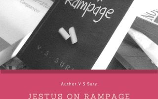 Jestus on Rampage Book Review