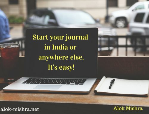 How to Start Research Journal or Magazine in India