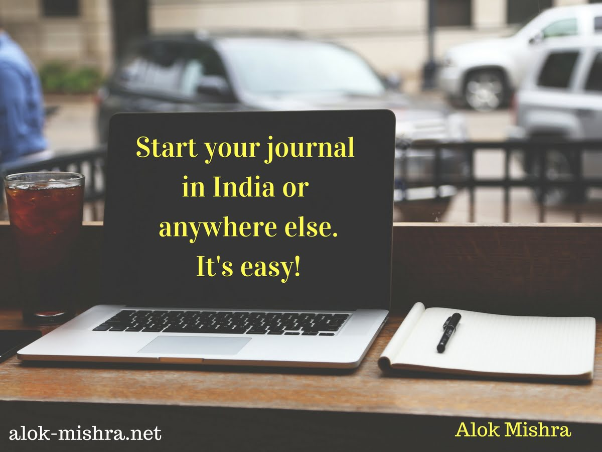How-to-start-research-journal-india