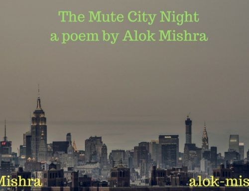 The Mute City Night | Poem
