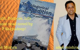 The Allegorical Expedition P Satyadeep