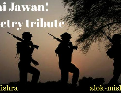 Jai Jawan | Hindi Poem on Brave Indian Army