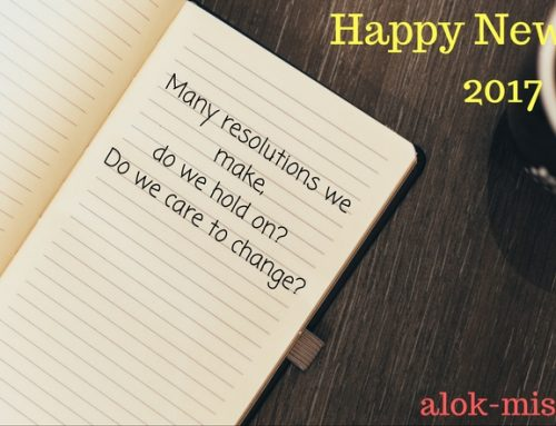 New Year Resolutions & Change: Make Your 2017 Happy!