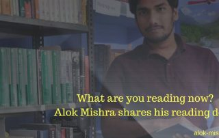 Alok Mishra & his reading list
