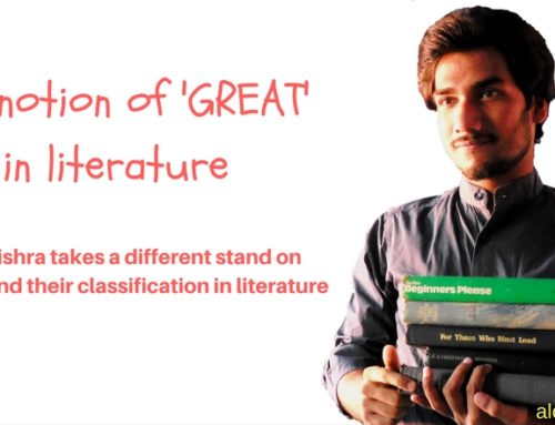 Confused Notion of 'Great' in Literature