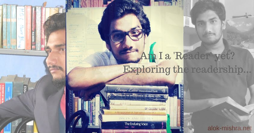 Who is a true reader- Alok Mishra
