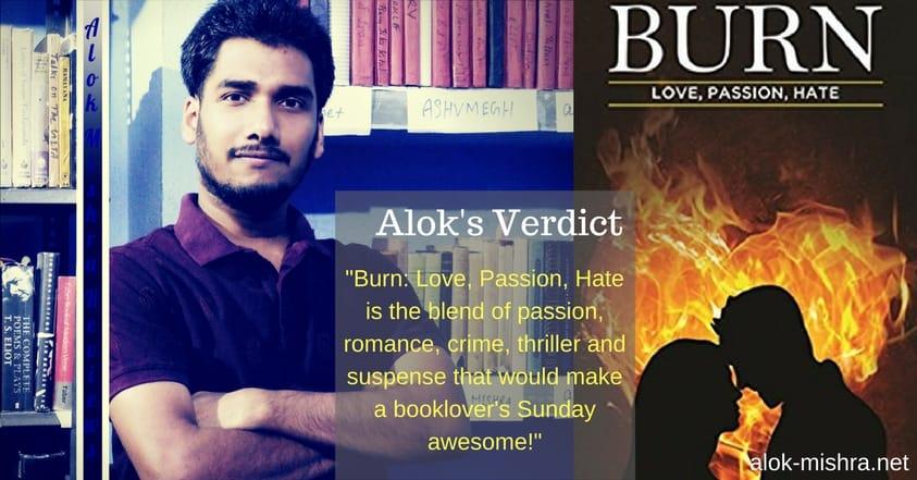 Burn Love Passion Hate