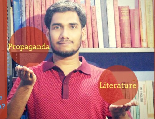 Is Literature Propaganda? An Attempt to Answer