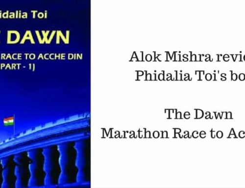 The Dawn: Marathon Race to Acche Din
