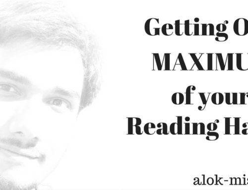 Getting MAXIMUM Out of Your Reading Habits!