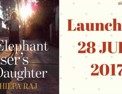 Shilpa's The Elephant Chaser's Daughter Launching Tomorrow