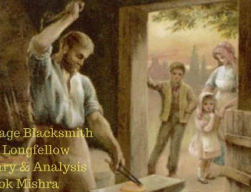 The Village Blacksmith: Poem Analysis & Summary