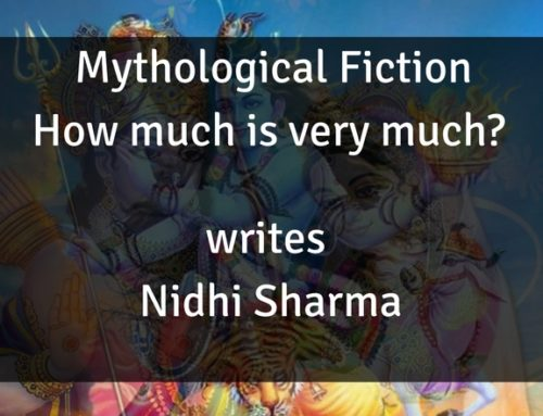 Mythological Fiction: How much becomes very much? Writes Nidhi Sharma