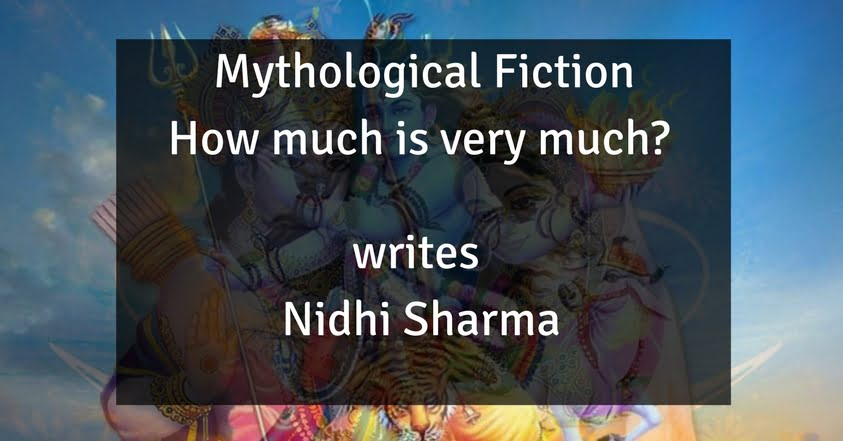 Mythological Fiction how much is very much