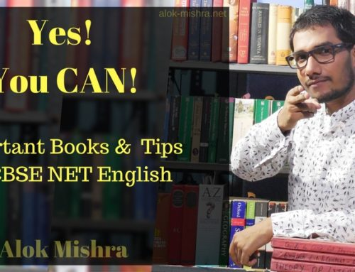 Books & Tips for CBSE NET English Literature