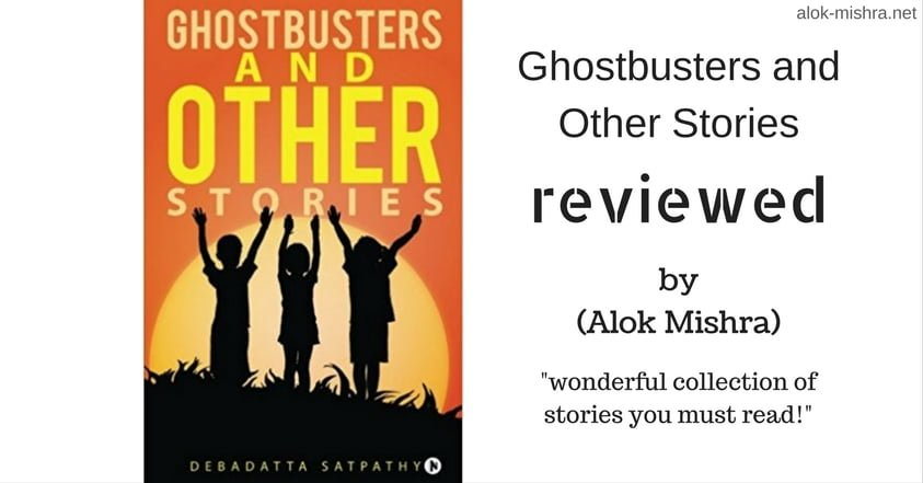 Ghostbusters and Other Stories review