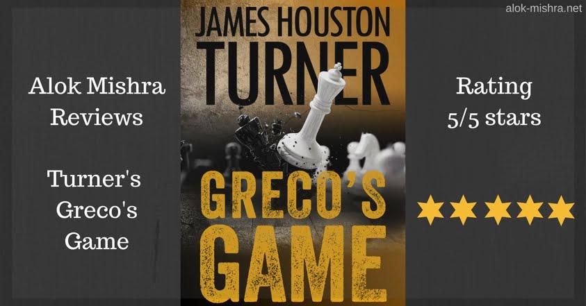 Greco's Game Aleksandr Talanov Thriller Review