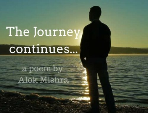 The Journey Continues… a poem