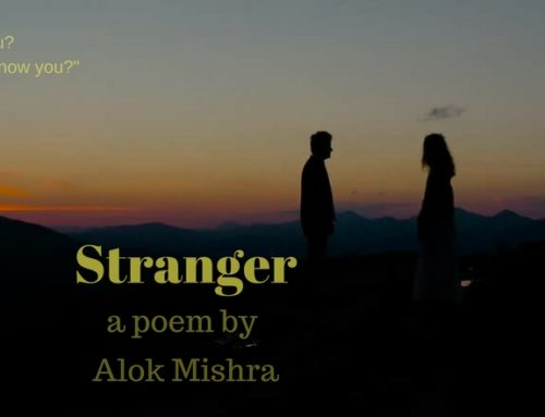 Stranger – a poem