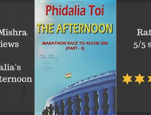 The Afternoon: Marathon Race to Acche Din – 3 | Review