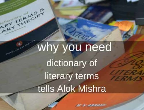Dictionary of Literary Terms – why you need one