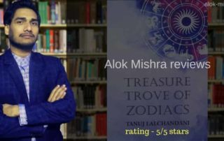 treasure trove of zodiacs alok mishra review