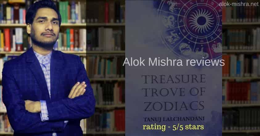treasure trove of zodiacs alok mishra review