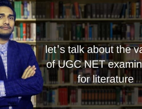 Why UGC NET for English Literature is absurd? My Take