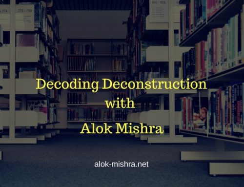 Deconstruction – meaning & theory in literature with examples
