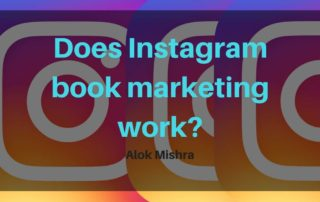 Instagram book marketing