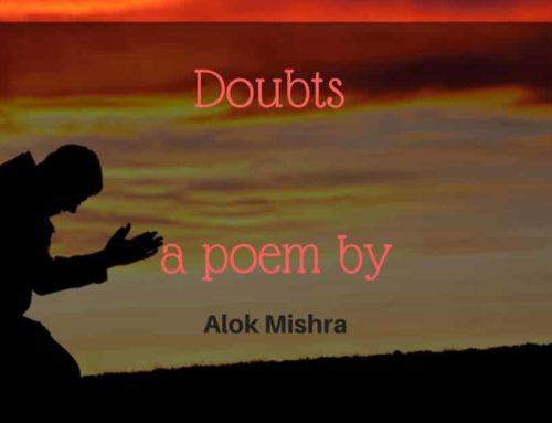Doubts – a poem