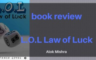 LOL Law of Luck book review
