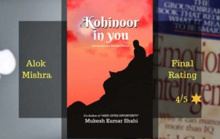 Kohinoor in You book review