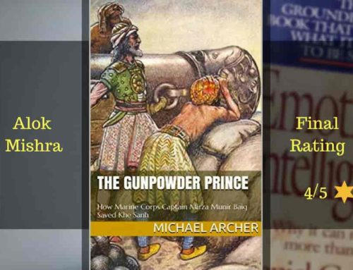 The Gunpowder Prince by Michael Archer – book review