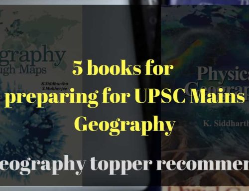 Best Books to Study Geography for IAS Mains & Prelims – Expert Opinion