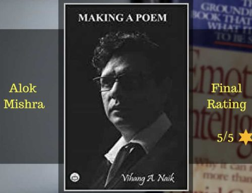 Making a Poem by Vihang Naik – Review