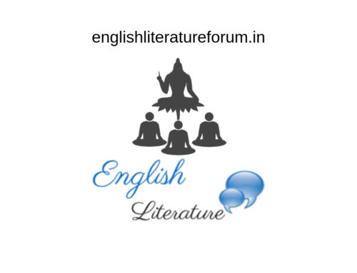 Join the first Indian forum for English Literature!