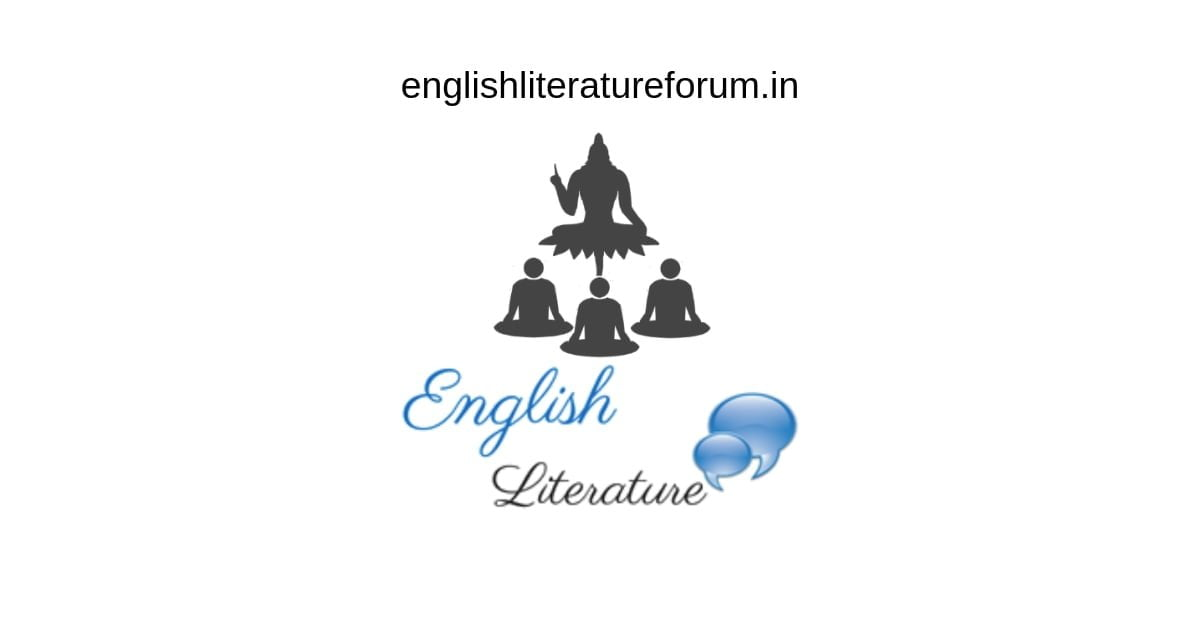 English Literature Forum India