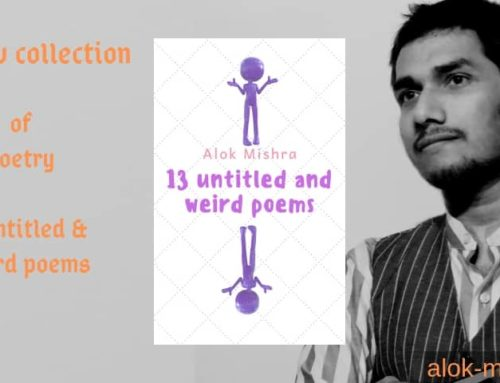 13 Untitled and Weird Poems – my new poetry collection