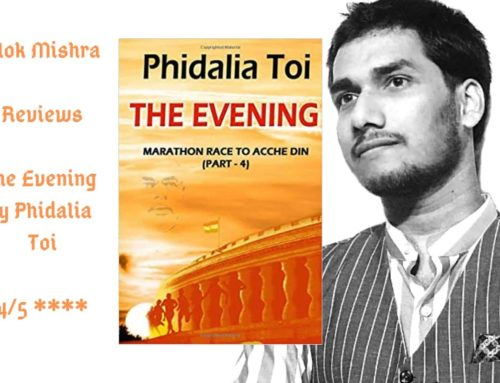 The Evening by Phidalia Toi