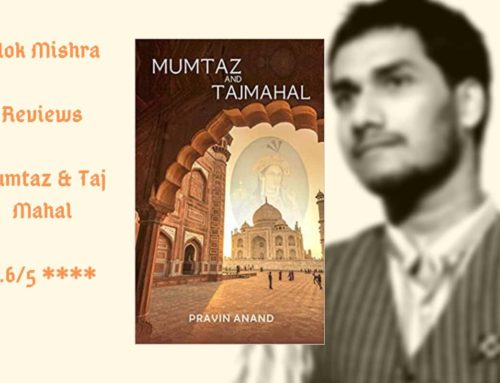 Mumtaz and Taj Mahal – Book Review