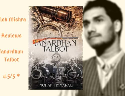 Janardhan Talbot Vol I – Book Review