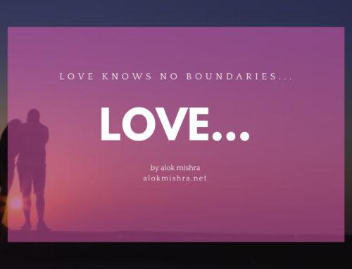 बंदिशों को टूट जाने दो… love poem in Hindi