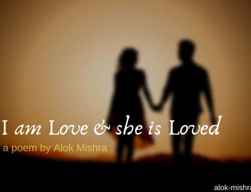 I am Love & She is Loved – a long poem